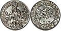 1486 Tiroler Guldengroschen of Sigismund coin.jpg