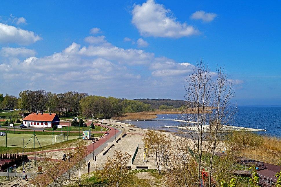 1504 Trzebież Plaża ZPL