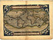 1570 Typus Ortelius mr
