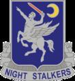 160th SOAR Distinctive Unit Insignia