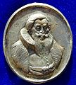 1668 Swiss Baroque Medal Zürich Mayor Johann Waser, obverse.jpg