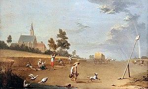 Norbert Grund - The Harvest by Norbert Grund, Germanisches Nationalmuseum, 1750
