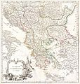 1752 Vaugondy Map of Greece, Macedonia ^ Albania - Geographicus - TurquieEuropeenne-vaugondy-1752.jpg