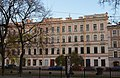 1756. St. Petersburg. 1st line of the Vasilievsky Island,18.jpg