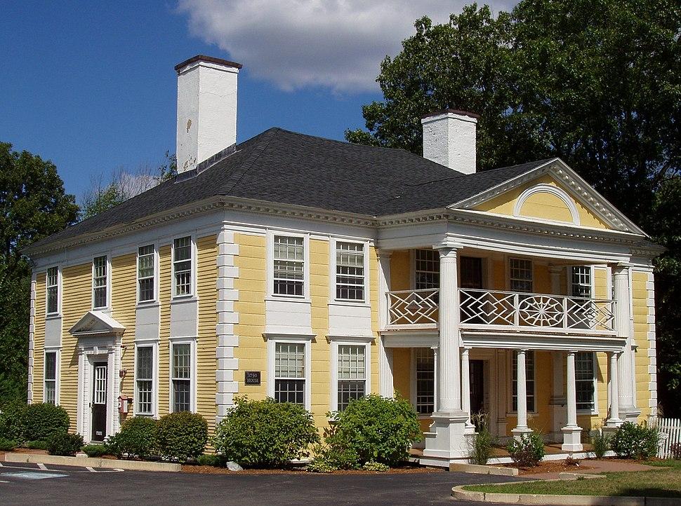 1790 House, Woburn, Massachusetts, Sept. 2005