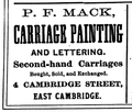 1878 Mack advert Cambridge Massachusetts.png