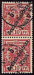 1896 5pesa pair Deutsch-Ostafrika Tanga Mi8.jpg