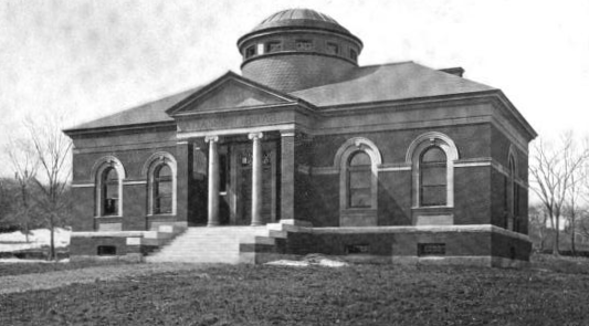 1899 Chelmsford public library Massachusetts