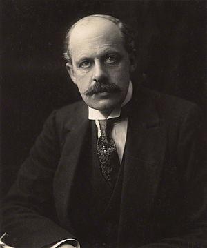 Eric Hambro - Sir Eric Hambro in 1910