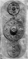 1911 Britannica-Archaeology-Bronze shield.png