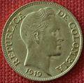 1919 2,5 Pesos Culumbien Simón Bolivar.JPG