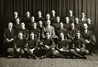 1923 Michigan Wolverines football team - Image: 1923 Michigan Wolverines football team
