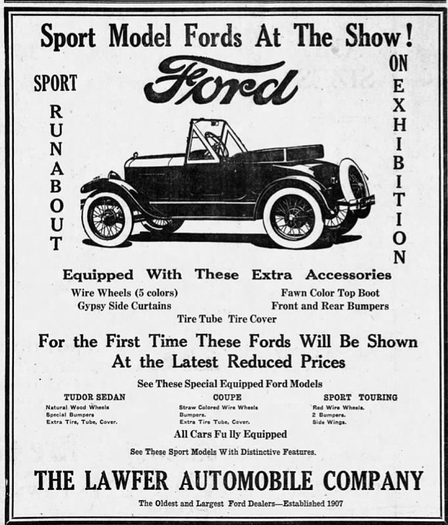 File:1926 - Lawfer Automobile Company - 28 Feb MC - Allentown PA.jpg ...