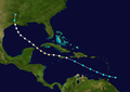 1938 Atlantic hurricane 2 track.png