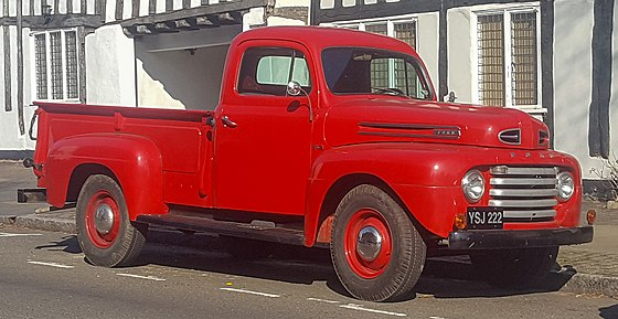 Ford F-Series (first generation) - Wikiwand