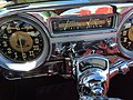 1951 Hudson maroon convertible at 2015 Shenandoah AACA meet 13.jpg