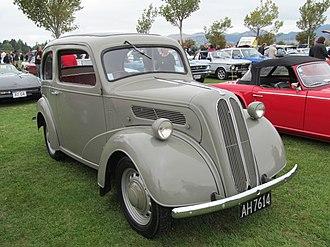 Ford Popular - Image: 1955 Ford Popular (13027999655)