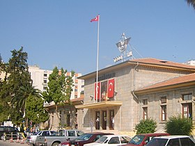 1955 station of Mersin.jpg