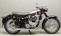 ...en dit is de Matchless G9