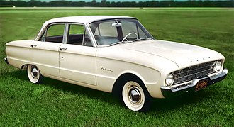 Ford Falcon (North America) - 1960 Ford Falcon sedan
