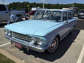 1962 Rambler Classic Custom 4-door sedan blue 2015 AMO meet 1of4.jpg