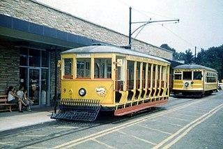 Lake Shore Electric Railway (museum)