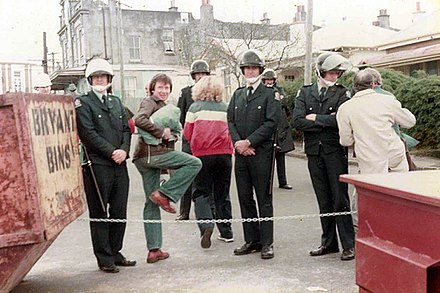 Police outside Eden Park prior to a New Zealand match during the 1981 Springbok tour 1981-springbok-tour-auckland-entry-to-ground.jpg