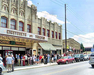 Nineteenth Street Theater theater company and theater in Allentown, Pennsylvania, United States