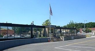 Woodside, Queens - Bulova Corporation headquarters in Woodside