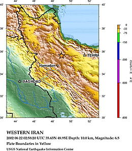 2002 Iran earthquake.jpg
