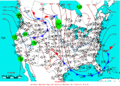 2006-03-07 Surface Weather Map NOAA.png