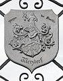 20060810260DR Jahna (Ostrau) Rittergut Goldhausen Wappen.jpg