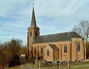 Ubbergen - Image: 2007 02 16 11.09 Kekerdom, kerk foto 1