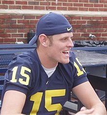 Description de l'image 20070825 Ryan Mallett.jpg.