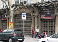2007 Teatre Tívoli, Barcelona.jpg