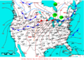 2009-05-20 Surface Weather Map NOAA.png