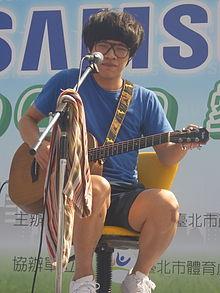 盧廣仲(2009年台北三星活力路跑)