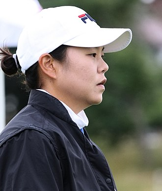 Han Hee-won - Han before 2009 Women's British Open