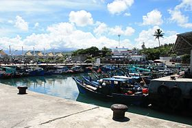2010 07 16460 5700 Taitung City, Taiwan, Fugang Fishing Harbor, Commercial fishing in Taitung City.JPG