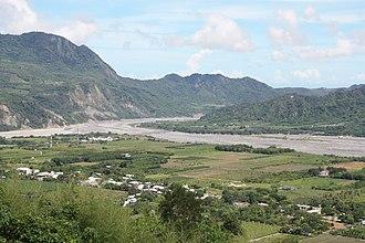 Yanping Township - Image: 2010 07 17490 6233 Luye Township, Taiwan, Rivers