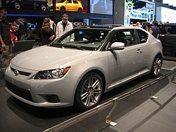 2011er Scion tC