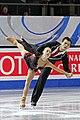 2011 Grand Prix Final Juniors Ekaterina Petaikina Maxim Kurduykov.jpg
