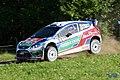 2011 Rallye Deutschland - Mikko Hirvonen 02.jpg