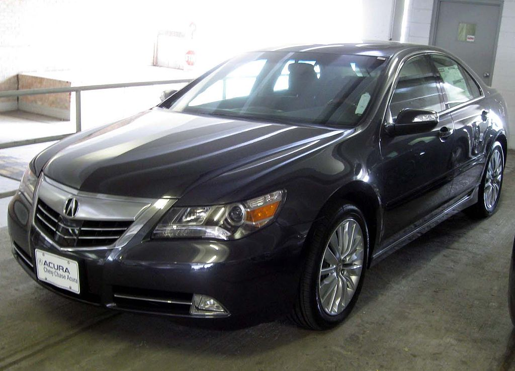 File Acura RL JPG Wikimedia Commons - 98 acura rl for sale