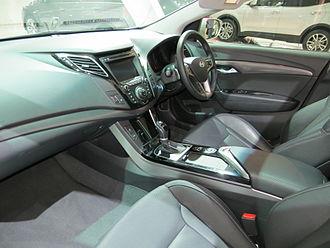 Hyundai i40 - Interior