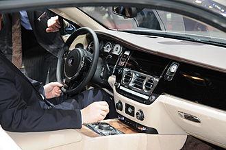 Rolls-Royce Wraith (2013) - Interior