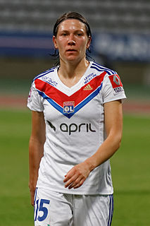Élise Bussaglia association football player