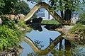 2013 Bruno Weber Skulpturenpark-Führung - Hausteich 2013-08-02 12-39-23.JPG