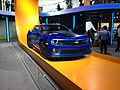 2013 Chevrolet Camaro Hot Wheels edition (8404054862).jpg