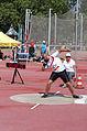 2013 IPC Athletics World Championships - 26072013 - Antonina Baranova of Russia during the Women's Shot put - F20 7.jpg